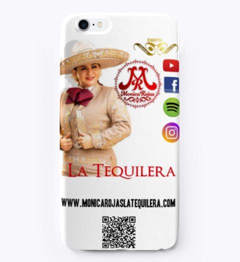 La Tequilera Phone Case Standard T-Shirt Front