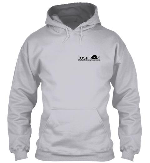 Iosf Ash Sweatshirt Front