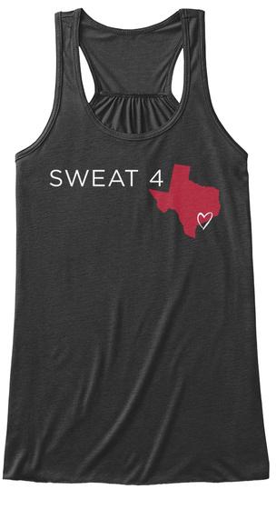 Sweat 4 Dark Grey Heather T-Shirt Front