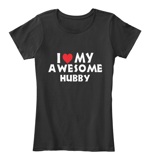 e8ba655b062 Womens Valentine Shirts - I love my awesome hubby Products from ...