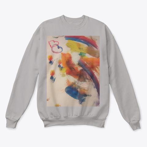 Cheyennes Art Light Steel  T-Shirt Front