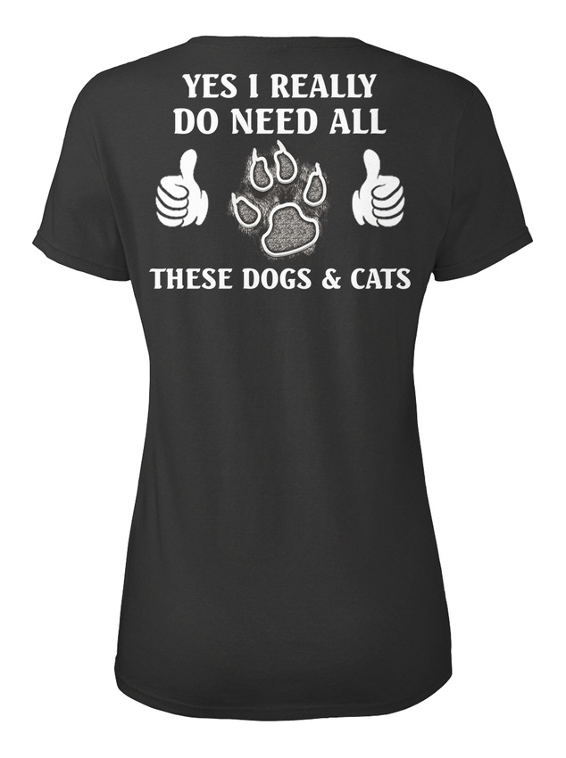 Dog-S-56-T-shirt-Elegant-pour-Femme