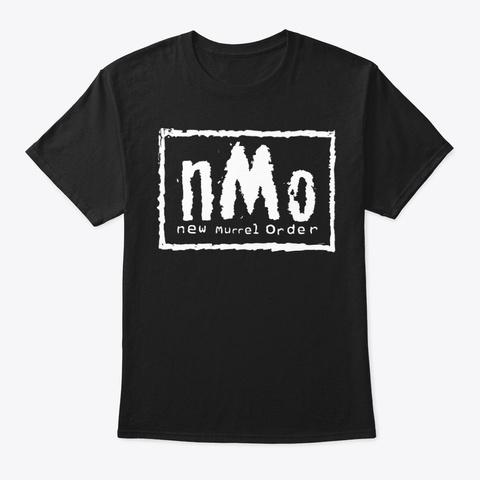 New Murrel Order Black T-Shirt Front
