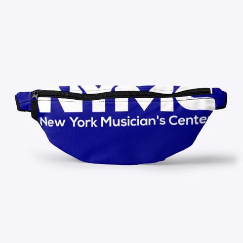 New York Musician's Center Online Store Deep Navy T-Shirt Front
