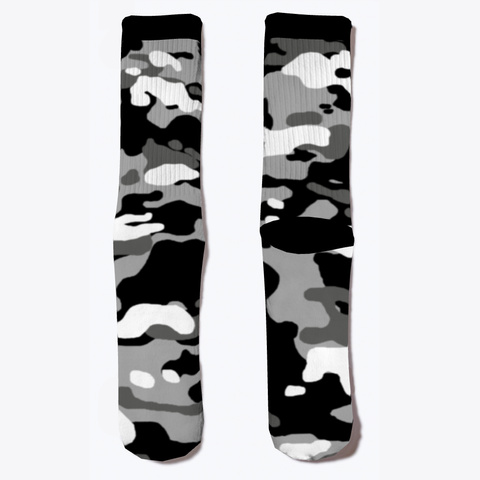 Military Urban Camouflage Ii Standard T-Shirt Front