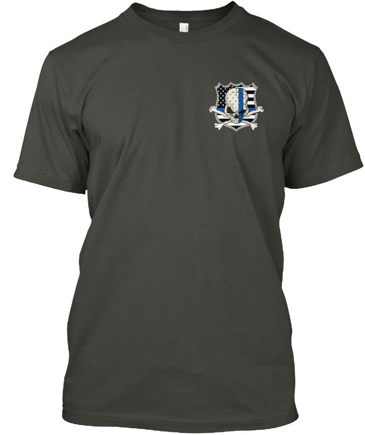 American-Sheepdog-Police-ending-I-May-Walk-Among-Hanes-Tagless-Tee-T-Shirt thumbnail 10