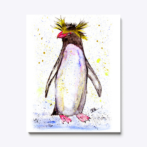 Penguin Wall Art Products From