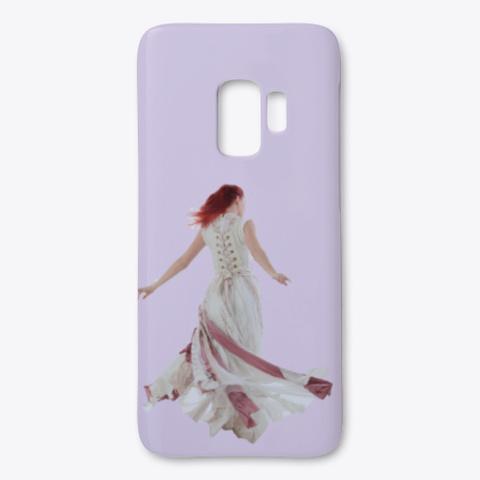 Digital Art,Funny,Texture [Cute Fairy]  Light Purple T-Shirt Front