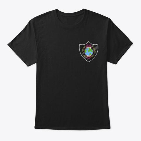 Lupine Empire   Allegiance Black T-Shirt Front