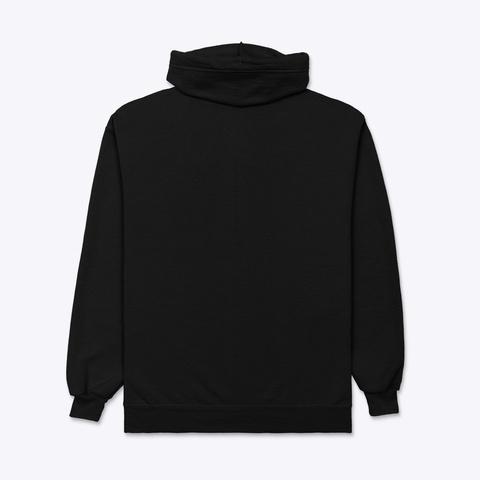 Two Guys Logo Wear Black T-Shirt Back
