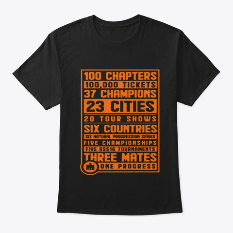 CHAPTER 100 Merch Shirt