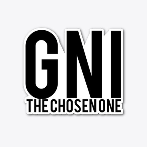 Gni The Chosen One Standard T-Shirt Front