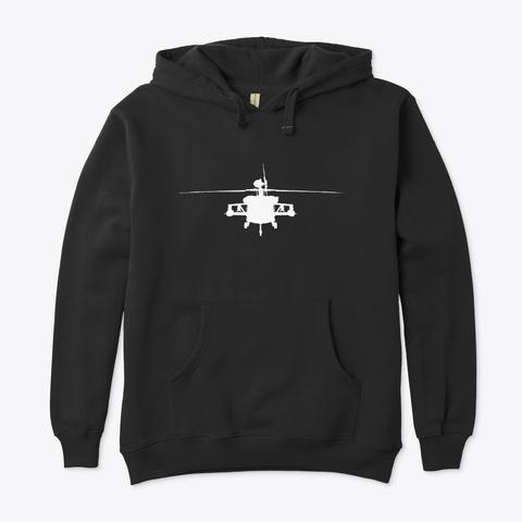 Chopper Black T-Shirt Front
