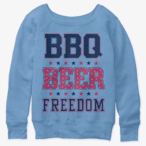 Grab Now Asap Blue Triblend  T-Shirt Front