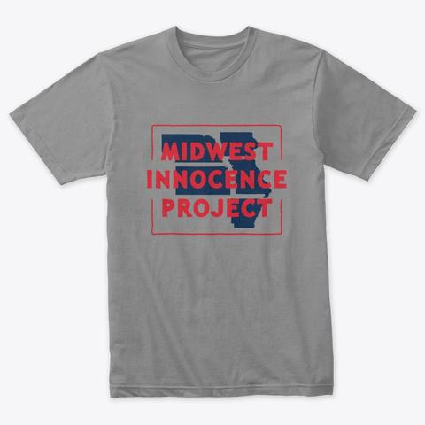 Mip T Shirt (Light) Premium Heather T-Shirt Front