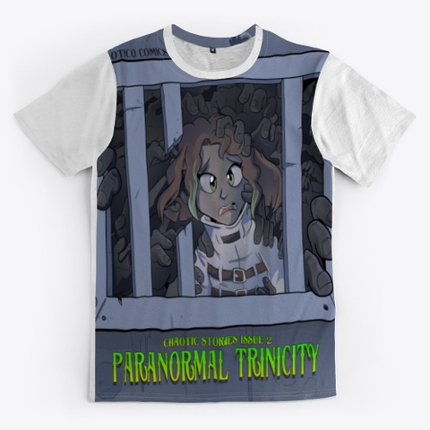 Paranormal Trinicity Standard T-Shirt Front
