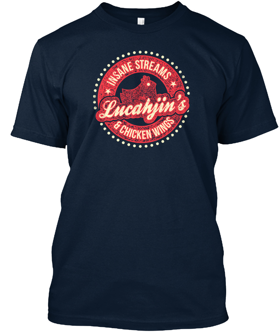 Lucahjin S Streams Tee S And Hoodies Insane Streams Lucahjin S Chicken Wings Products From Lucahjin S Merch Store Teespring She became widely known after her let's plays of the barbie horse. teespring
