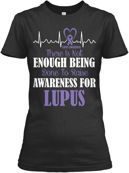 Limited Edition   Lupus Legends Black T-Shirt Front