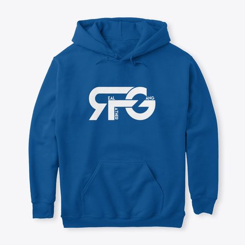 Rfg Clothing Royal T-Shirt Front