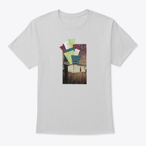 Breaking Molds Light Steel T-Shirt Front
