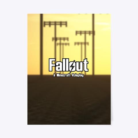 Fallout Standard T-Shirt Front