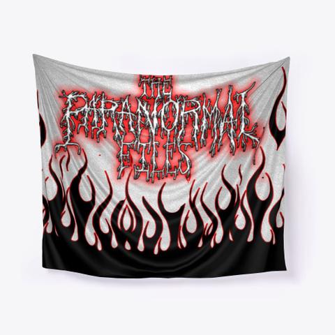 Eternal Flame [Sticker, Mug + Tapestry] Black T-Shirt Front