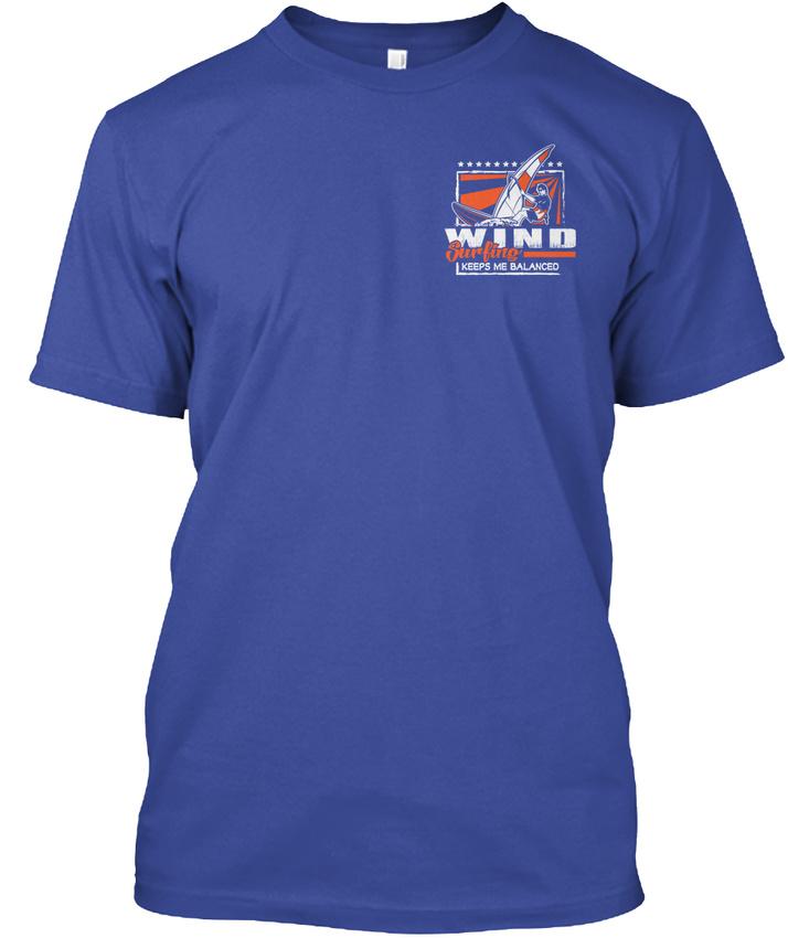 Windsurf-Hanes-Tagless-Tee-T-Shirt thumbnail 10