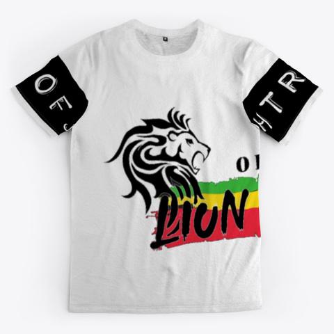 #Lionof Judah Truth Light Standard T-Shirt Front