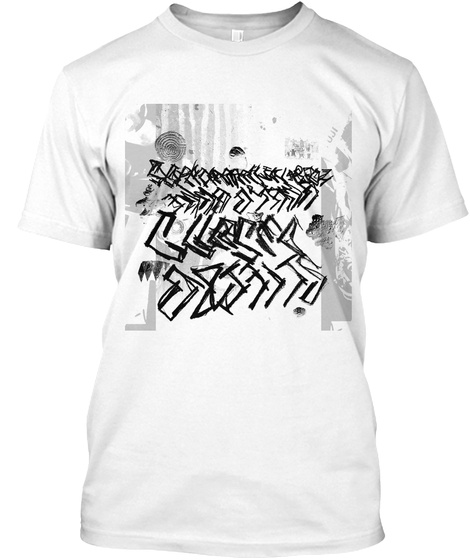 Cursed Objects White T-Shirt Front