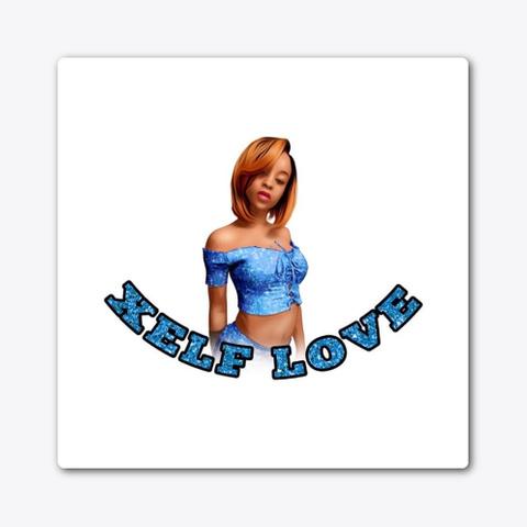 Xelf Love Stickers Standard T-Shirt Front