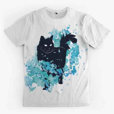 Mystique Cat Standard T-Shirt Front