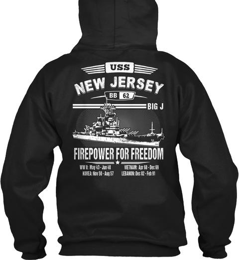 [Ltd. EDITION] USS NEW JERSEY TSHIRT LongSleeve Tee