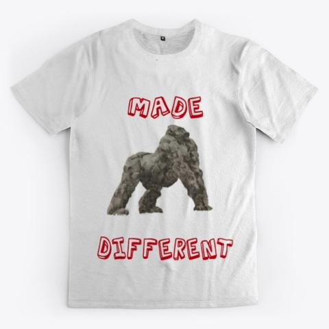Made Different Standard T-Shirt Front