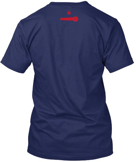 Parade Midnight Navy T-Shirt Back