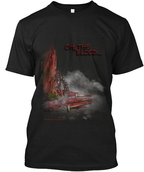 Good Friday Black T-Shirt Front