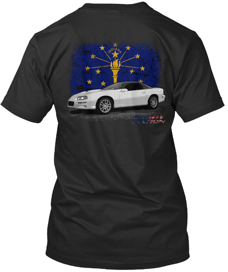 Fbody Nation Indiana 1 Unisex Tshirt