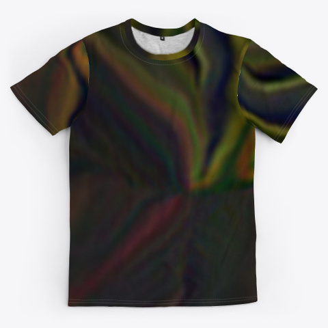 Beam With Subtleties Of Fine Art Standard T-Shirt Front