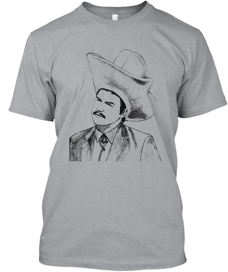 Turd Ferguson Heather Grey T-Shirt Front