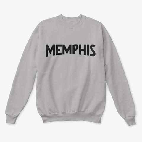 Memphis Light Steel  T-Shirt Front