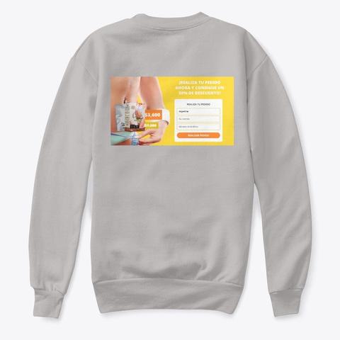 Cocoa Slim Light Steel  T-Shirt Back