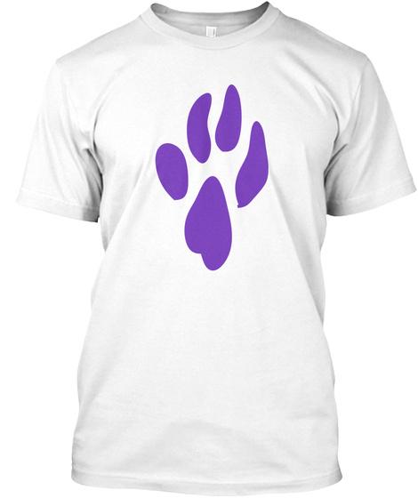 Adoption Plus  White T-Shirt Front