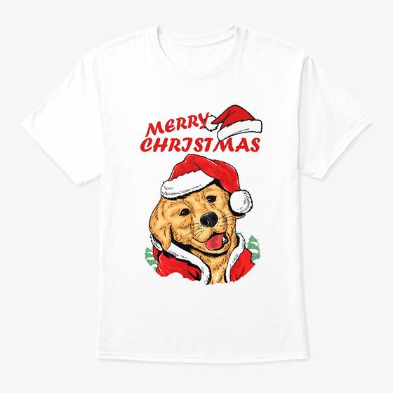 Christmas Dog Santa Claus Animal Products   Teespring