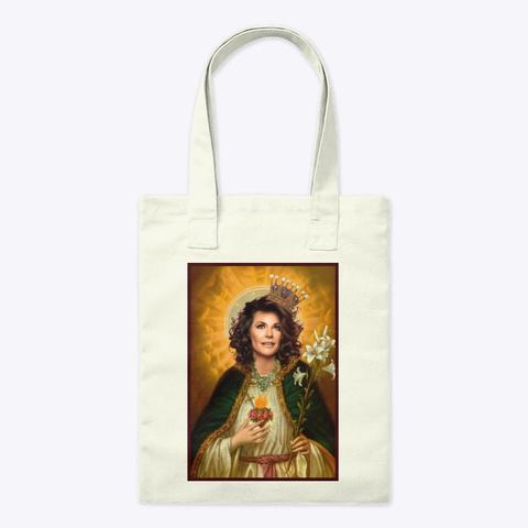 Heavenly Countess Tote Natural Tote Bag Front