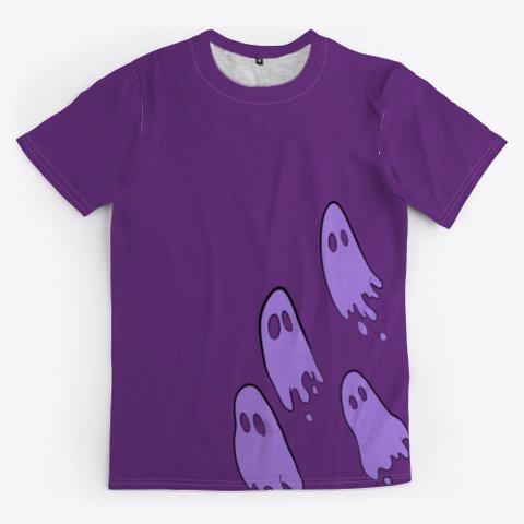 Trinity's T Shirt Purple T-Shirt Front
