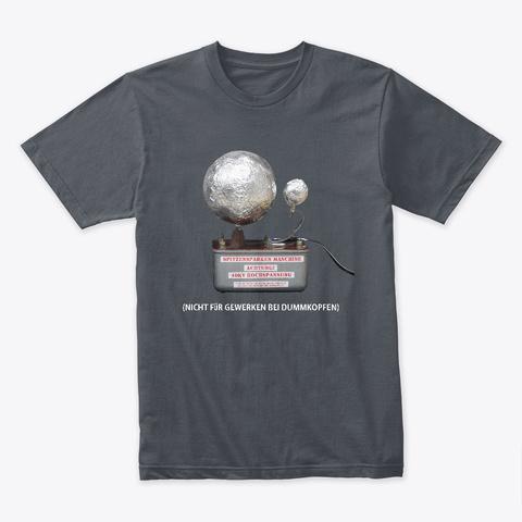 Spitzensparken Maschine Heavy Metal T-Shirt Front