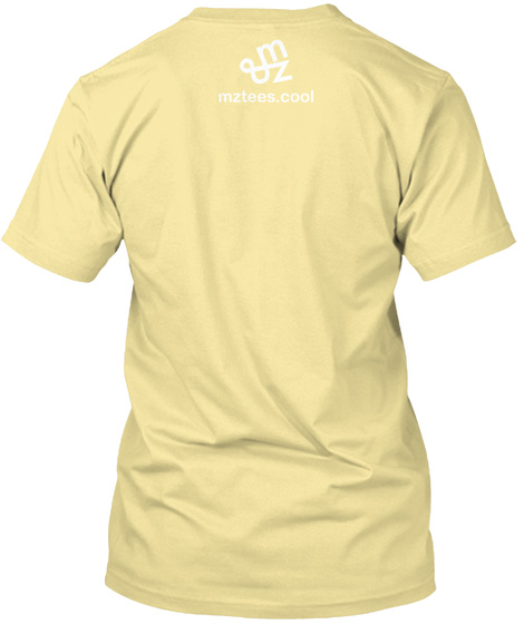 Tri Venn Banana Cream T-Shirt Back