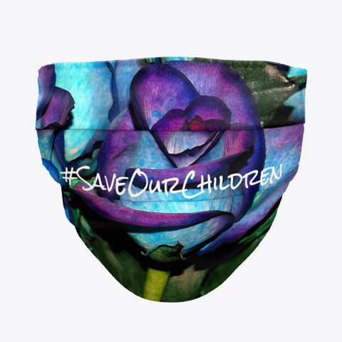 Save Our Children   Roses Standard T-Shirt Front