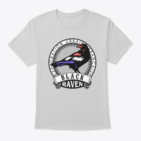Design Avec Logo Br Plein Light Steel T-Shirt Front