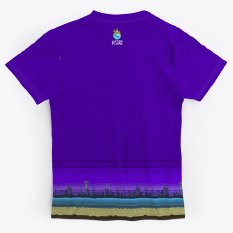 Endgame Standard T-Shirt Back