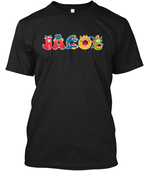 Jacob Black T-Shirt Front